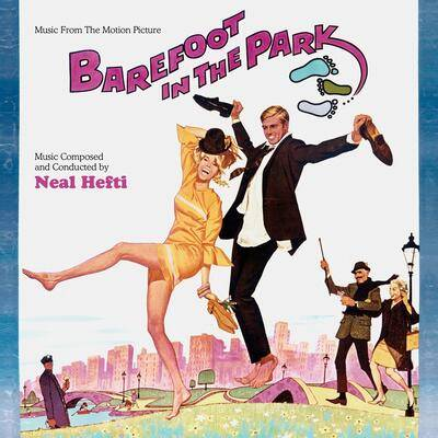 Cover art for Barefoot In The Park/The Odd Couple (Music From the Motion Pictures)