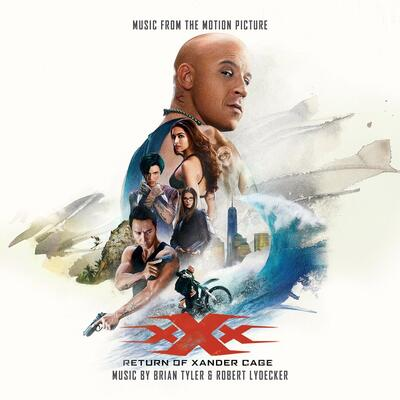Cover art for xXx: Return of Xander Cage (Music From The Motion Picture)
