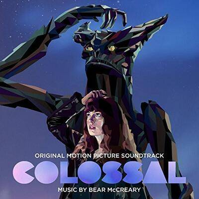 Cover art for Colossal (Original Motion Picture Soundtrack)