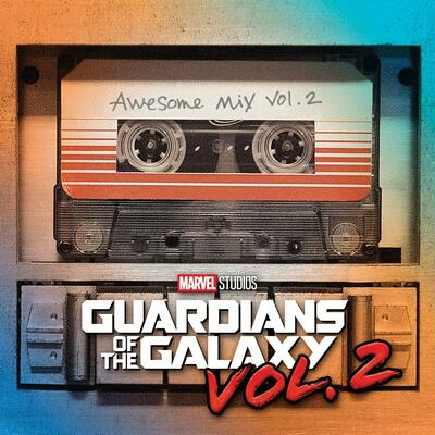 Cover art for Guardians Of The Galaxy Vol. 2: Awesome Mix Vol. 2