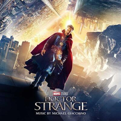 Cover art for Doctor Strange (Original Motion Picture Soundtrack)