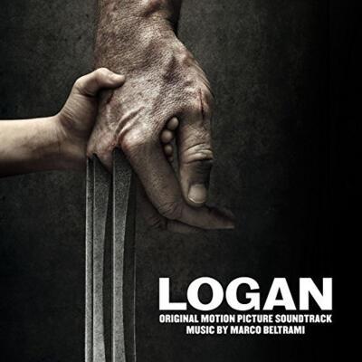 Cover art for Logan Deluxe (Original Motion Picture Soundtrack)