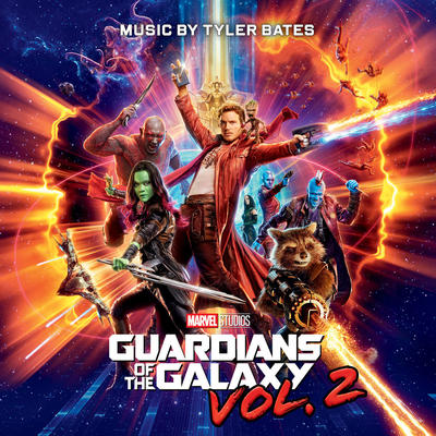 Cover art for Guardians of the Galaxy, Vol. 2 (Original Score)
