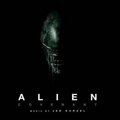 Cover art for Alien: Covenant (Original Motion Picture Soundtrack)