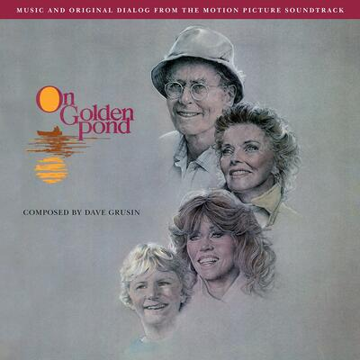 Cover art for On Golden Pond (Music And Dialogue From The Motion Picture Soundtrack)