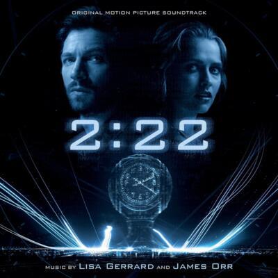 Cover art for 2:22 (Original Motion Picture Soundtrack)