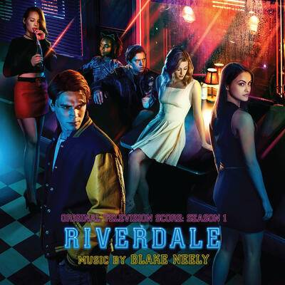 Cover art for Riverdale: Season 1 (Original Motion Picture Soundtrack)