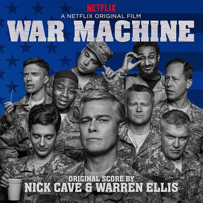 Cover art for War Machine (A Netflix Original Film)