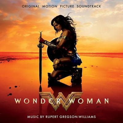 Cover art for Wonder Woman (Original Motion Picture Soundtrack)