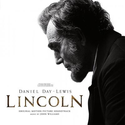 Cover art for Lincoln (Original Motion Picture Soundtrack) (Union Blue Vinyl Variant)