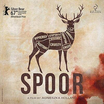 Cover art for Spoor