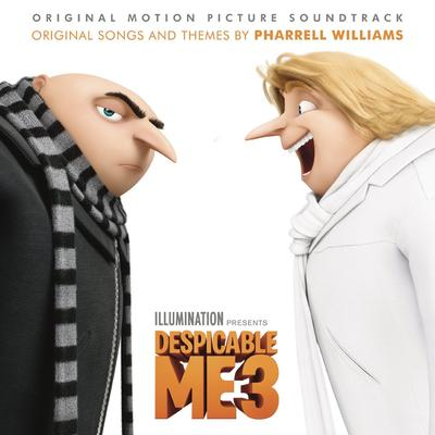Cover art for Despicable Me 3 (Original Motion Picture Soundtrack)