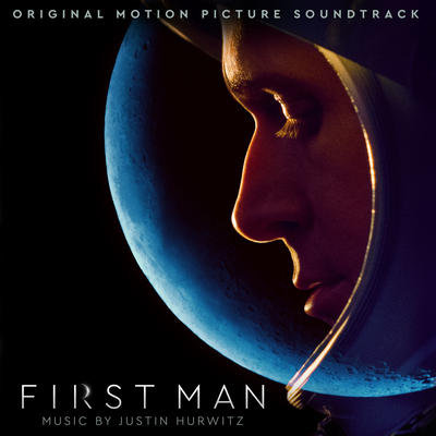 Cover art for First Man (Original Motion Picture Soundtrack)