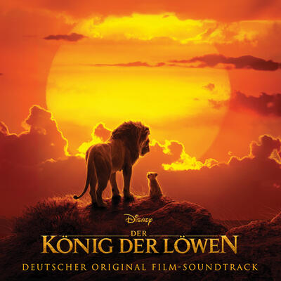 Cover art for Der König der Löwen (Deutscher Original Film-Soundtrack)