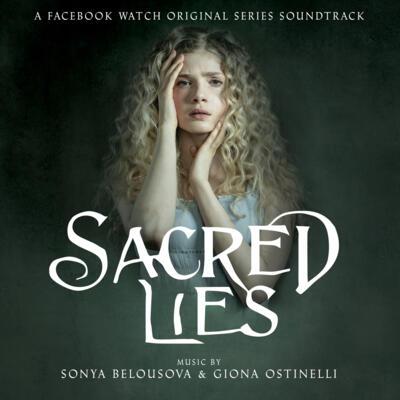 Cover art for Sacred Lies (Original Television Soundtrack)