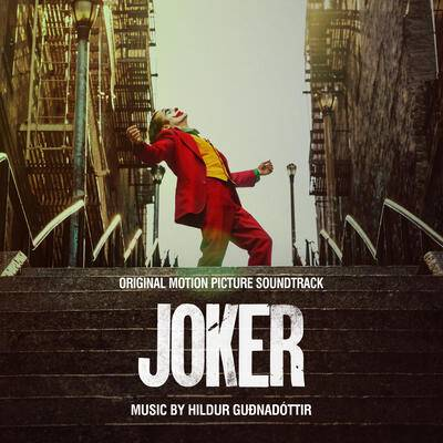 Cover art for Joker (Original Motion Picture Soundtrack)