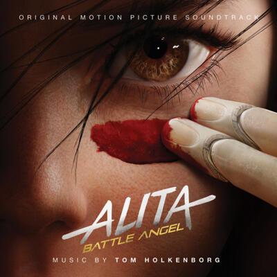 Cover art for Alita: Battle Angel (Original Motion Picture Soundtrack)