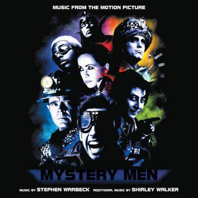 Cover art for Mystery Men (Music From the Motion Picture)