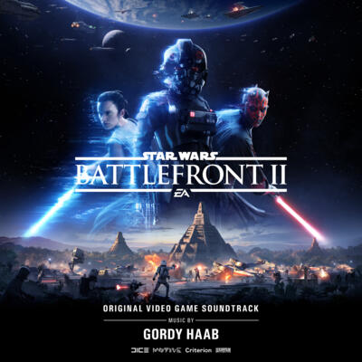 Cover art for Star Wars: Battlefront II (Original Video Game Soundtrack)