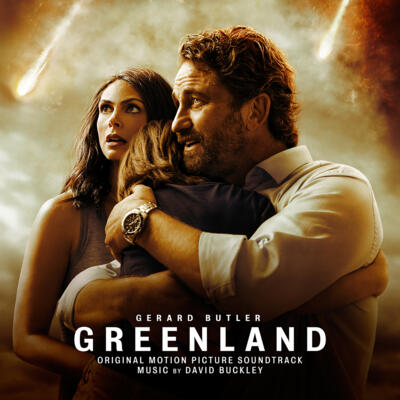 Cover art for Greenland (Original Motion Picture Soundtrack)