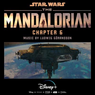 Cover art for The Mandalorian: Chapter 6 (Original Score)