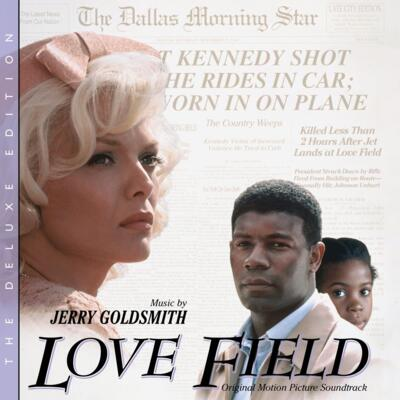 Cover art for Love Field: The Deluxe Edition (Original Motion Picture Soundtrack)