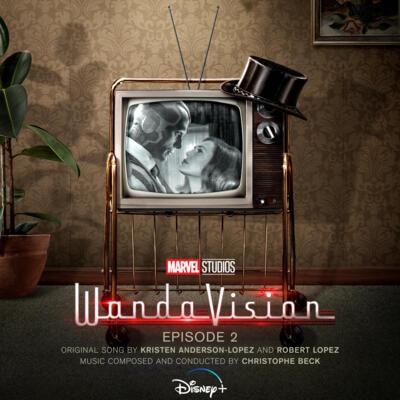 Cover art for WandaVision: Episode 2 (Original Soundtrack)