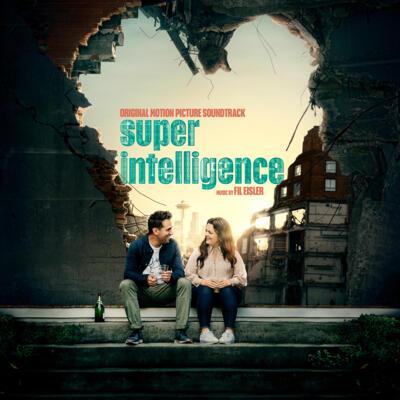 Cover art for Superintelligence (Original Motion Picture Soundtrack)