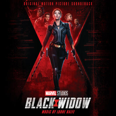 Cover art for Black Widow (Original Motion Picture Soundtrack)