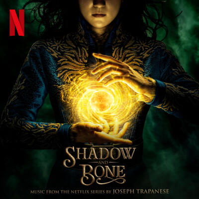 Cover art for Shadow and Bone (Music from the Netflix Series)