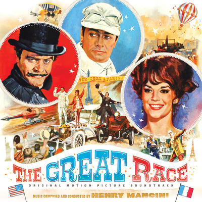 Cover art for The Great Race (Original Motion Picture Soundtrack)