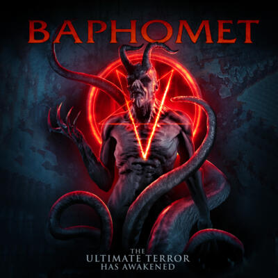 Cover art for Baphomet (Original Motion Picture Soundtrack)