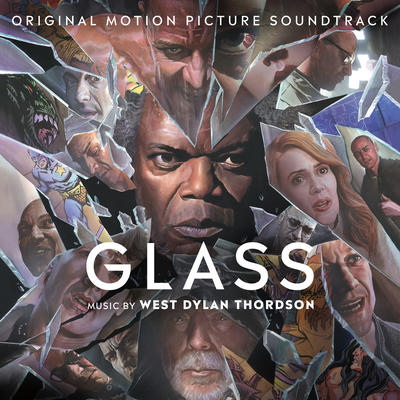 Cover art for Glass (Original Motion Picture Soundtrack)