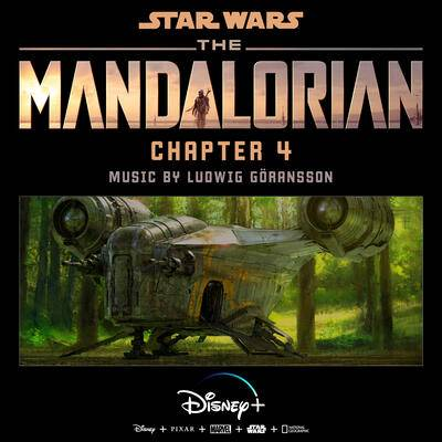 Cover art for The Mandalorian: Chapter 4 (Original Score)