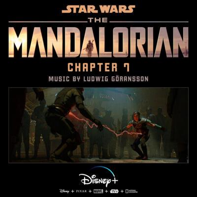 Cover art for The Mandalorian: Chapter 7 (Original Score)