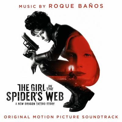Cover art for The Girl in the Spider's Web (Original Motion Picture Soundtrack)