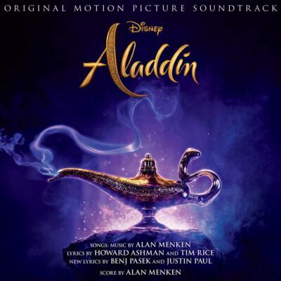 Cover art for Aladdin (Original Motion Picture Soundtrack)