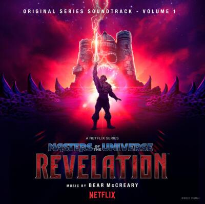 Cover art for Masters of the Universe: Revelation (Netflix Original Series Soundtrack, Vol. 1)