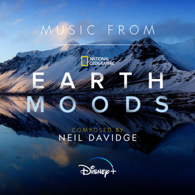 Cover art for Music from Earth Moods (Original Soundtrack)