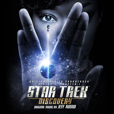 Cover art for Star Trek: Discovery: Season 1 (Original Series Soundtrack) (Chapter 1)
