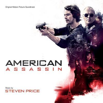 Cover art for American Assassin (Original Motion Picture Soundtrack)