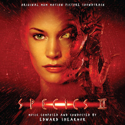 Cover art for Species II (Original MGM Motion Picture Soundtrack)