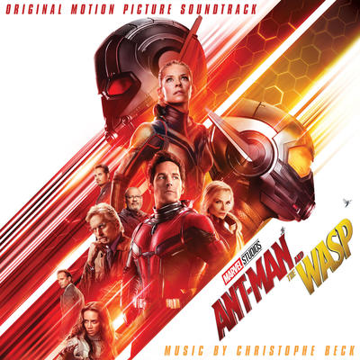 Cover art for Ant-Man and the Wasp (Original Motion Picture Soundtrack)
