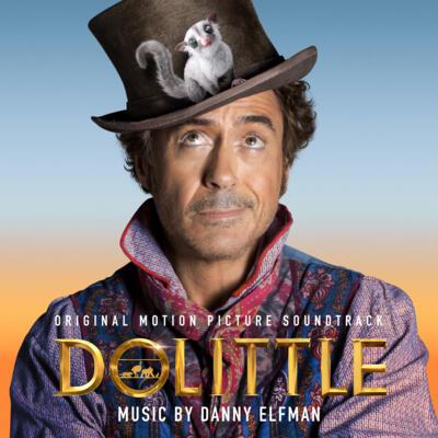 Cover art for Dolittle (Original Motion Picture Soundtrack)