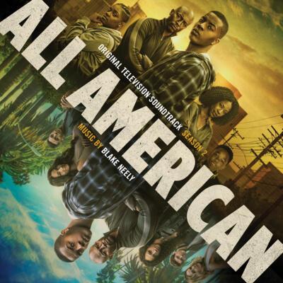 Cover art for All American: Season 2 (Original Television Soundtrack)