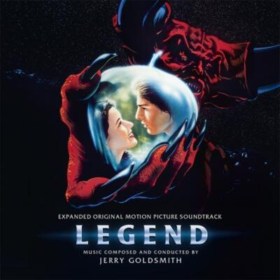 Cover art for Legend (Expanded Original Motion Picture Soundtrack)
