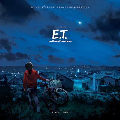 Cover art for E.T. The Extra-Terrestrial (35th Anniversary Remastered Edition)