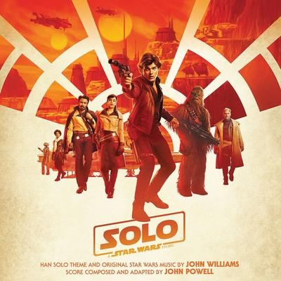 Cover art for Solo: A Star Wars Story (Original Motion Picture Soundtrack)