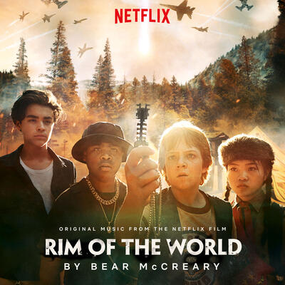 Cover art for Rim of the World (Original Music From the Netflix Film)