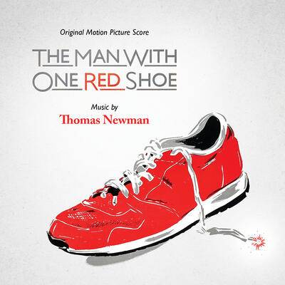 Cover art for The Man with One Red Shoe (Original Motion Picture Score)